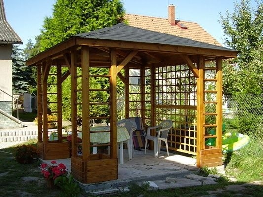 zahradni altan Pavilon