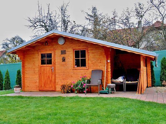 zahradni domky ze dřeva