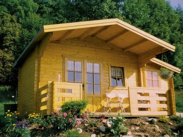 Zahradni domek Camping