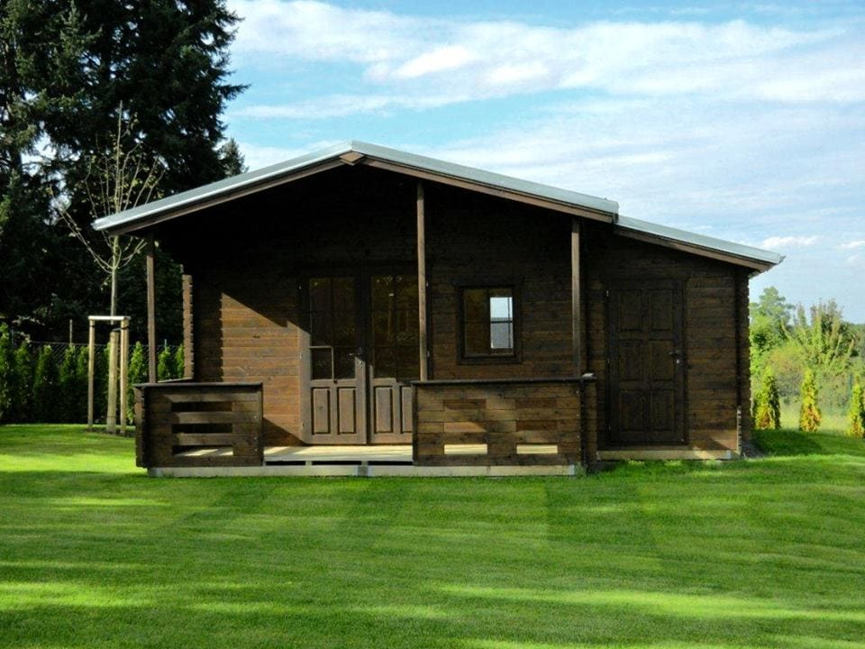 Zahradní domek Camping