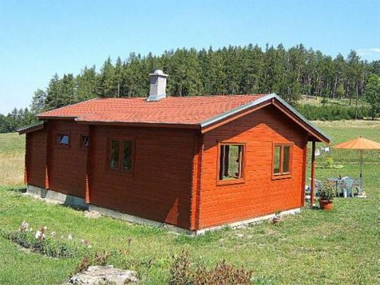 Dřevěná chata Victoria