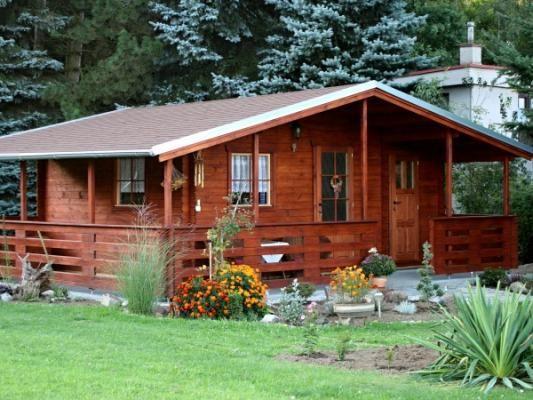Zahradní chata Relax